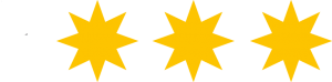 Klassifizierung 3 Sterne