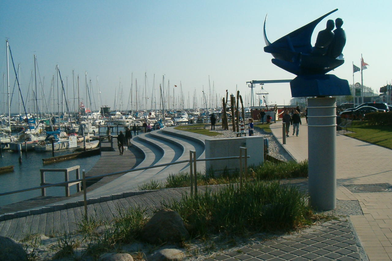 Grömitzer Yachthafen