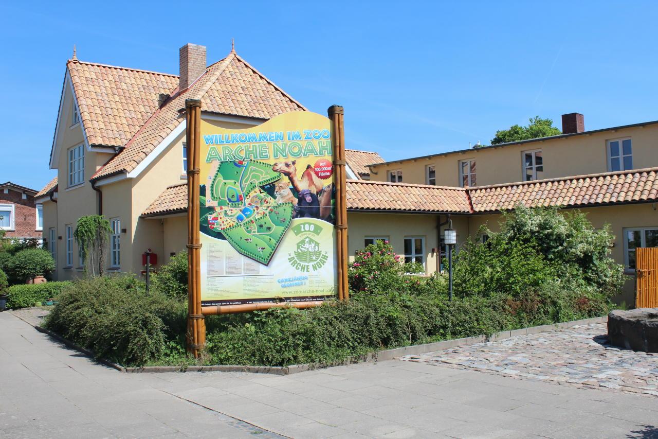 Grömitzer Zoo Arche Noah