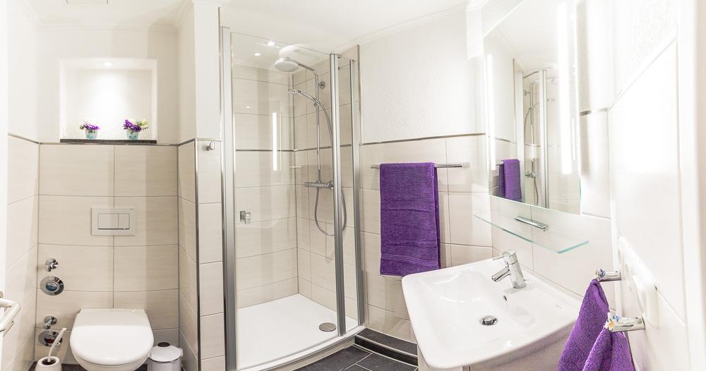Badezimmer Übersicht